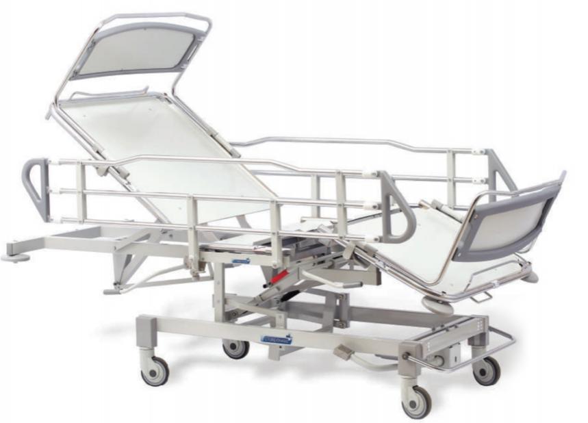 Роял Медикал Трейдинг: кровать медицинская функциональная секционной конструкции серия 210 купить в Санкт-Петербурге