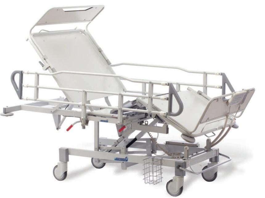 Роял Медикал Трейдинг: кровать медицинская функциональная секционной конструкции серия 210-э купить в Санкт-Петербурге