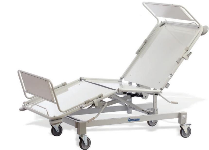 Роял Медикал Трейдинг: кровать медицинская функциональная секционной конструкции серия 125 купить в Санкт-Петербурге