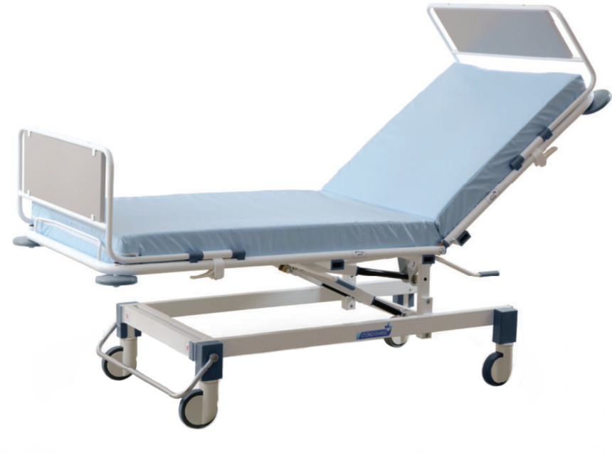 Роял Медикал Трейдинг: кровать медицинская функциональная секционной конструкции серия 120 купить в Санкт-Петербурге