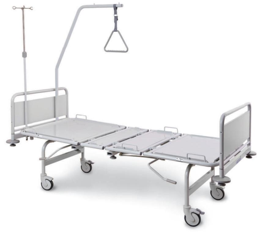 Роял Медикал Трейдинг: кровать медицинская функциональная секционной конструкции серия 114 купить в Санкт-Петербурге