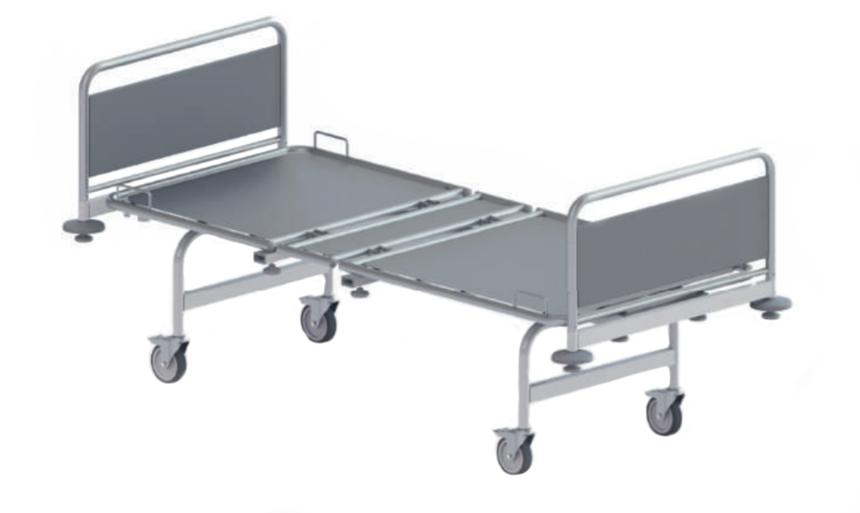 Роял Медикал Трейдинг: кровать медицинская функциональная секционной конструкции серия 113 купить в Санкт-Петербурге