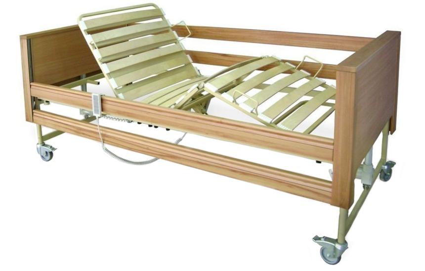 Роял Медикал Трейдинг: кровать медицинская функциональная секционной конструкции серия 250 (электро) купить в Санкт-Петербурге
