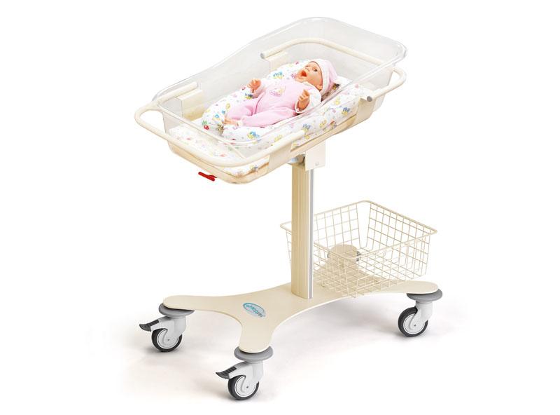 Роял Медикал Трейдинг: кровать для новорожденных кн-01  купить в Санкт-Петербурге