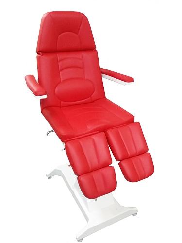 """Роял Медикал Трейдинг: кресло процедурное фп-2 (""""футпрофи-2""""), 2 электропривода, с газлифтами на подножках купить в Санкт-Петербурге"""