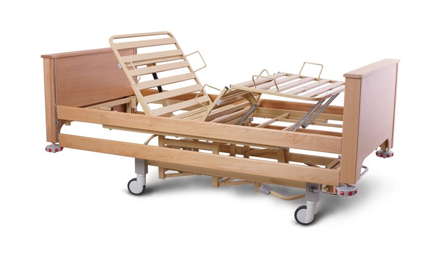 Роял Медикал Трейдинг: кровать медицинская функциональная секционной конструкции серия 270 купить в Санкт-Петербурге