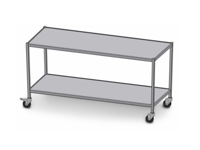 Роял Медикал Трейдинг: стол медицинский инструментальный си-61-2 купить в Санкт-Петербурге