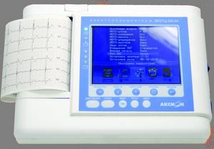 Роял Медикал Трейдинг: электрокардиограф трех/шестиканальный экзт-3/6–04 «аксион» купить в Омске