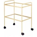 Роял Медикал Трейдинг: столик инструментальный м-138-01 3х полочный металлик купить в Омске