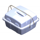 Роял Медикал Трейдинг: укладка-контейнер укп-100-01 купить в Омске