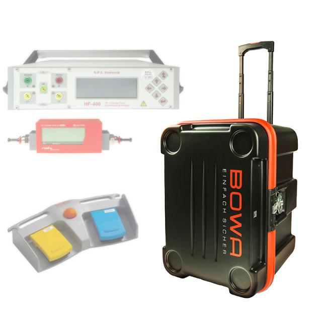 Роял Медикал Трейдинг: сервисный чемодан и тестирующее устройство купить в Санкт-Петербурге