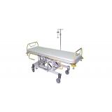 Роял Медикал Трейдинг: тележка для транспортировки пациента внутри отделения серия кб-460 купить в Уфе