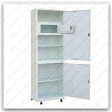 Роял Медикал Трейдинг: шкаф металлический с трейзером шмм.01.01 (мод.2) купить в Уфе