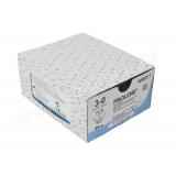 Роял Медикал Трейдинг: шовный материал пролен 3/0 гемо-сил, 90 см, синий купить в Челябинске