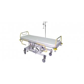 Роял Медикал Трейдинг: тележка для транспортировки пациента внутри отделения серия кб-460 купить в Санкт-Петербурге