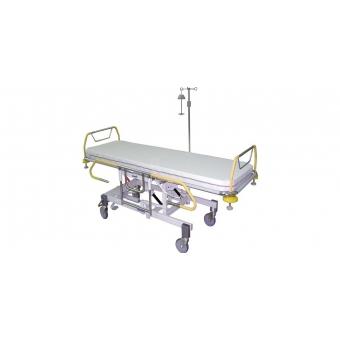 Роял Медикал Трейдинг: тележка для транспортировки пациента внутри отделения серия кб-470 купить в Санкт-Петербурге
