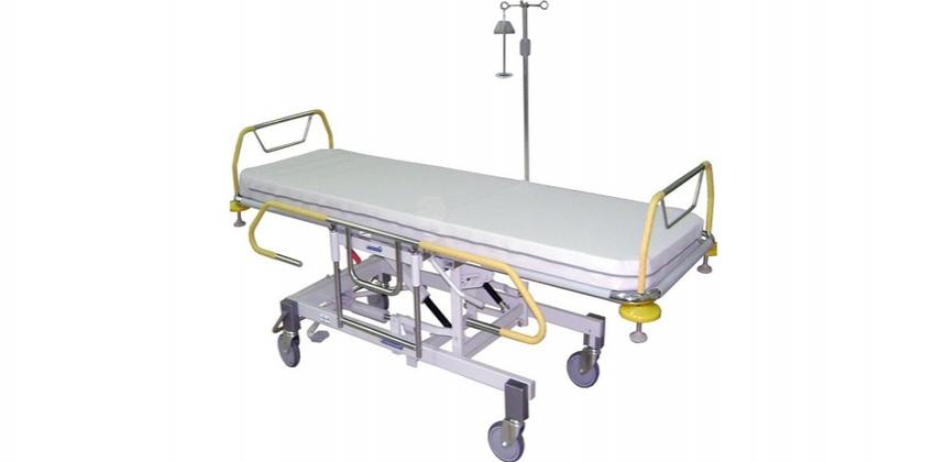 Роял Медикал Трейдинг: тележка для транспортировки пациента внутри отделения серия кб-470 купить в Нижнем Новгороде