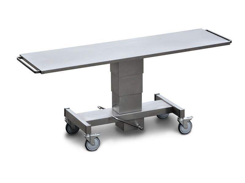 Роял Медикал Трейдинг: тележка медицинская для перевозки больных тап-01 купить в Санкт-Петербурге