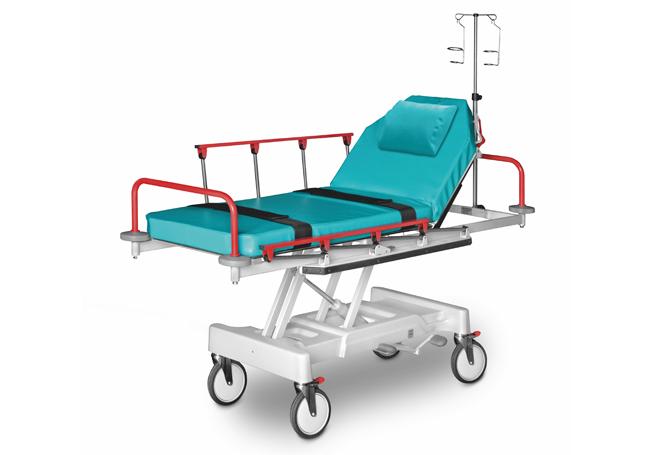 Роял Медикал Трейдинг: тележка медицинская для перевозки больных тбп-01 купить в Санкт-Петербурге