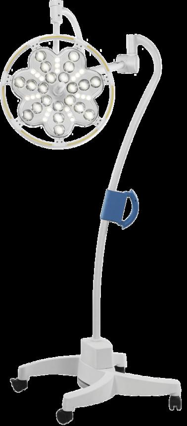 Роял Медикал Трейдинг: светильник эмалед 300п медицинский передвижной  купить в Санкт-Петербурге