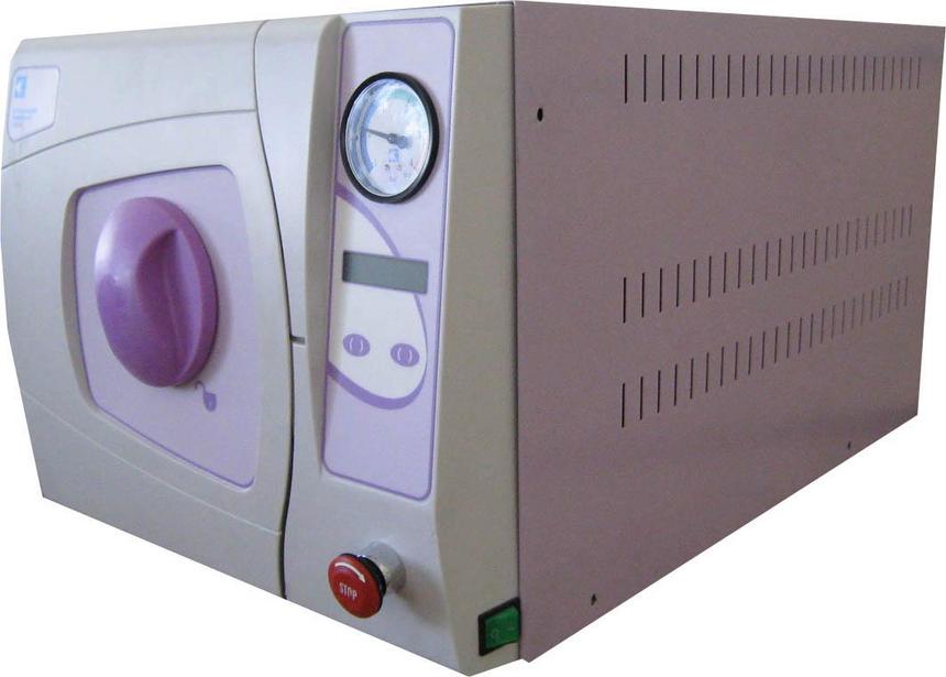 Роял Медикал Трейдинг: стерилизатор паровой автоматический гка-25 пз (-06) купить в Санкт-Петербурге