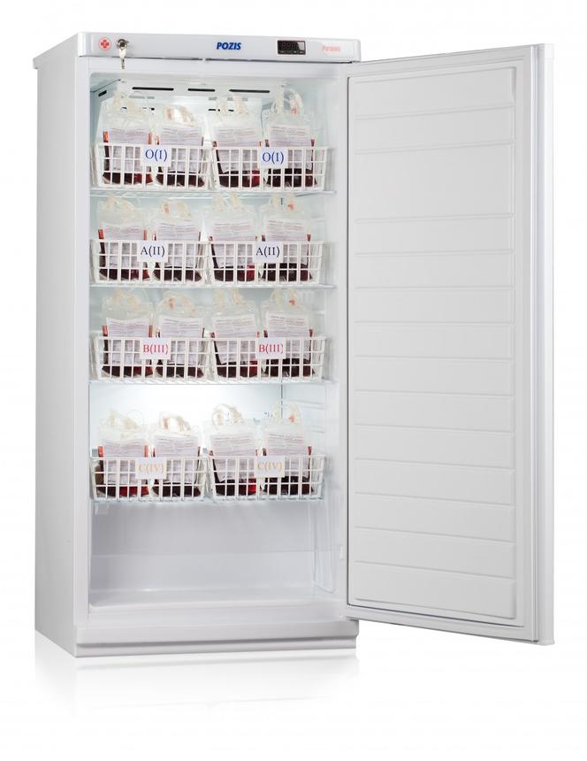 Роял Медикал Трейдинг: холодильник для хранения крови хк-250-1 pozis купить в Санкт-Петербурге