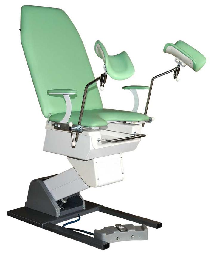 Роял Медикал Трейдинг: гинекологическое кресло «клер» кгэм 03 (1 электропривод) купить в Санкт-Петербурге