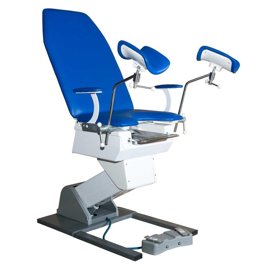 Роял Медикал Трейдинг: гинекологическое кресло «клер» кгэм 02 (2 электропривода) купить в Санкт-Петербурге