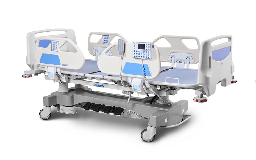Роял Медикал Трейдинг: кровать медицинская функциональная секционной конструкции серия 300 купить в Санкт-Петербурге