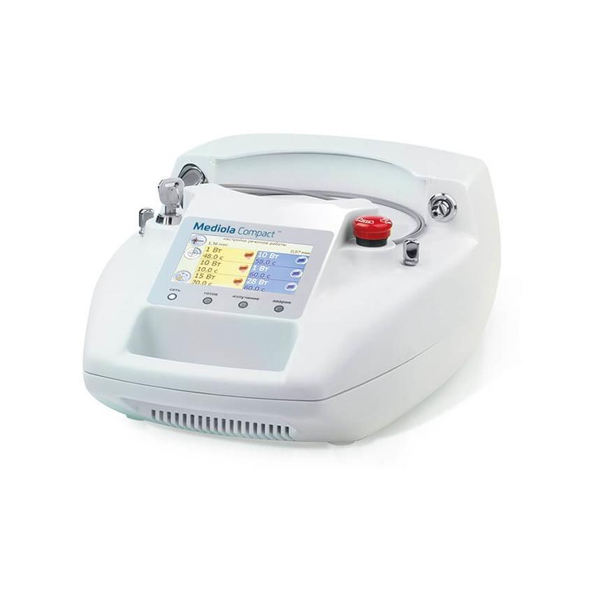 Роял Медикал Трейдинг: лазерный аппарат mediola compact купить в Санкт-Петербурге