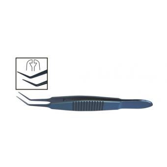 Роял Медикал Трейдинг: tkr110 пинцет для имплантации интрастромальных колец, титановый купить в Санкт-Петербурге