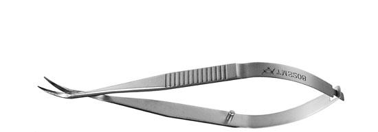Роял Медикал Трейдинг: tms208 ножницы роговичные изогнутые по кастровьехо купить в Санкт-Петербурге