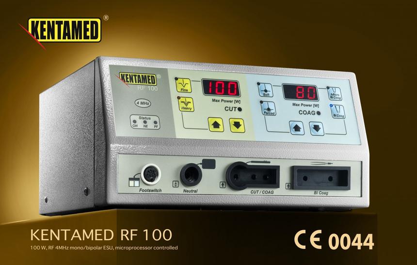 Роял Медикал Трейдинг: kentamed rf100 4 mhz радиохирургический аппарат купить в Санкт-Петербурге