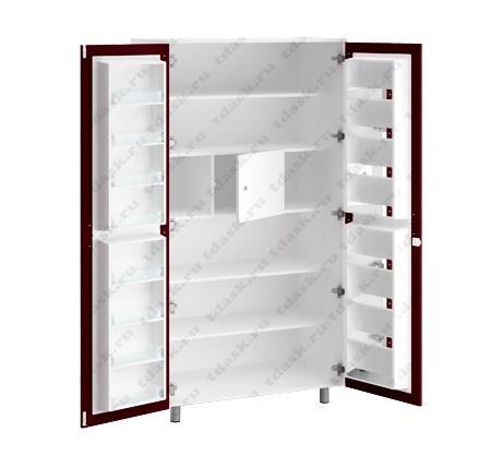 Роял Медикал Трейдинг: шкаф для медикаментов (аптечный) ша.01.00 трейзер металлический купить в Санкт-Петербурге