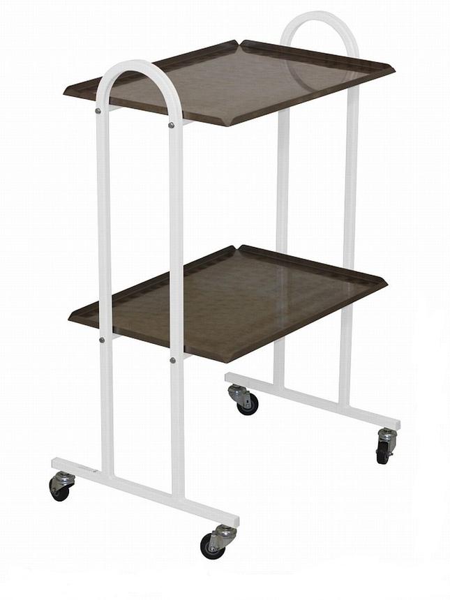 Роял Медикал Трейдинг: столик инструментальный си-5 (2 полки) купить в Санкт-Петербурге