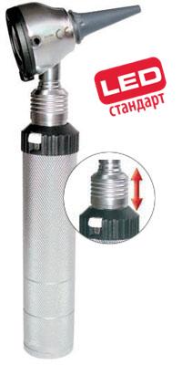 Роял Медикал Трейдинг: отоскоп евролайт led 2,5в фиброоптический купить в Санкт-Петербурге