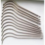 Роял Медикал Трейдинг: бужи уретральные металлические изогнутые (комплект) купить в Омске