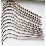 Роял Медикал Трейдинг: бужи уретральные металлические изогнутые (комплект) купить в Новосибирске