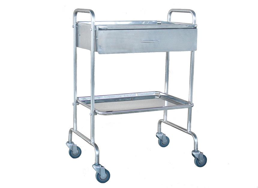 Роял Медикал Трейдинг: столик медицинский манипуляционный смм-3 металлический ящик, 3 полки купить в Санкт-Петербурге