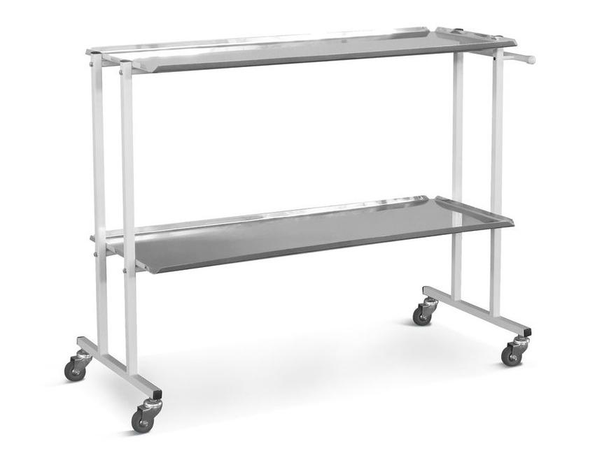 Роял Медикал Трейдинг: столик медицинский для хирургического инструмента смх-6 купить в Санкт-Петербурге