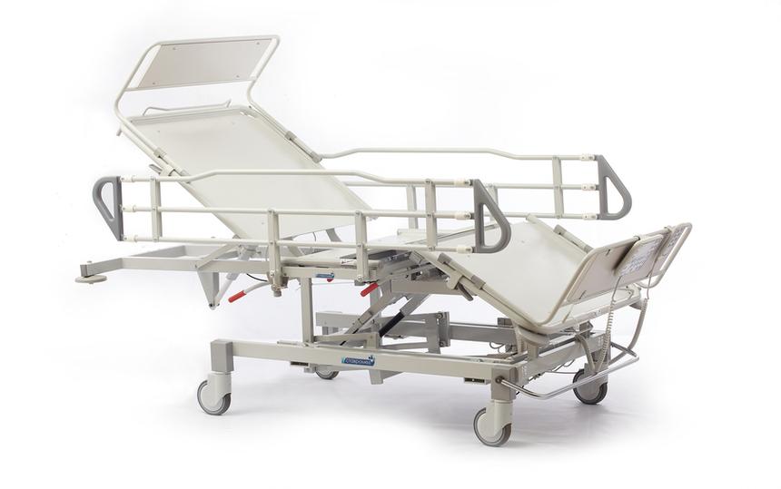 Роял Медикал Трейдинг: кровать медицинская функциональная секционной конструкции серия 210 эсв с функцией взвешивания купить в Санкт-Петербурге