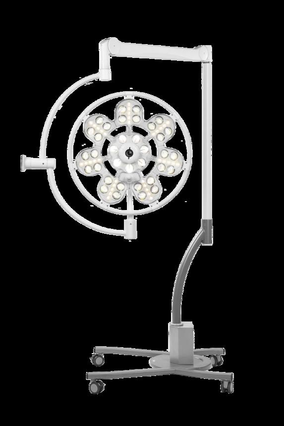 Роял Медикал Трейдинг: передвижной светильник медицинский эмалед 500п купить в Санкт-Петербурге