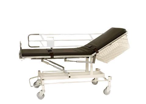 Роял Медикал Трейдинг: каталка для пациентов te-pa medical oy мод. 7600  купить в Санкт-Петербурге