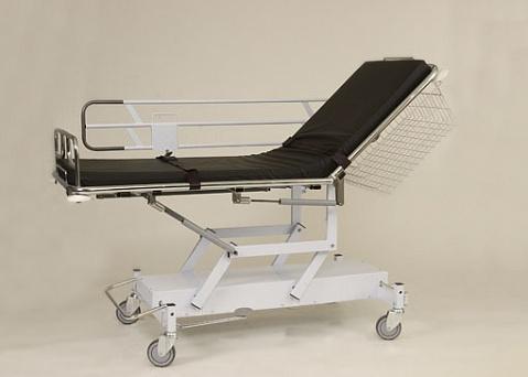 Роял Медикал Трейдинг: каталка для пациентов te-pa medical oy мод. 7650  купить в Санкт-Петербурге